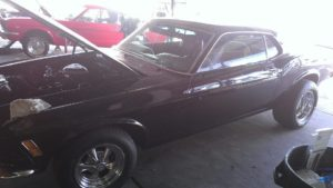 1970 ford mustang hatchback