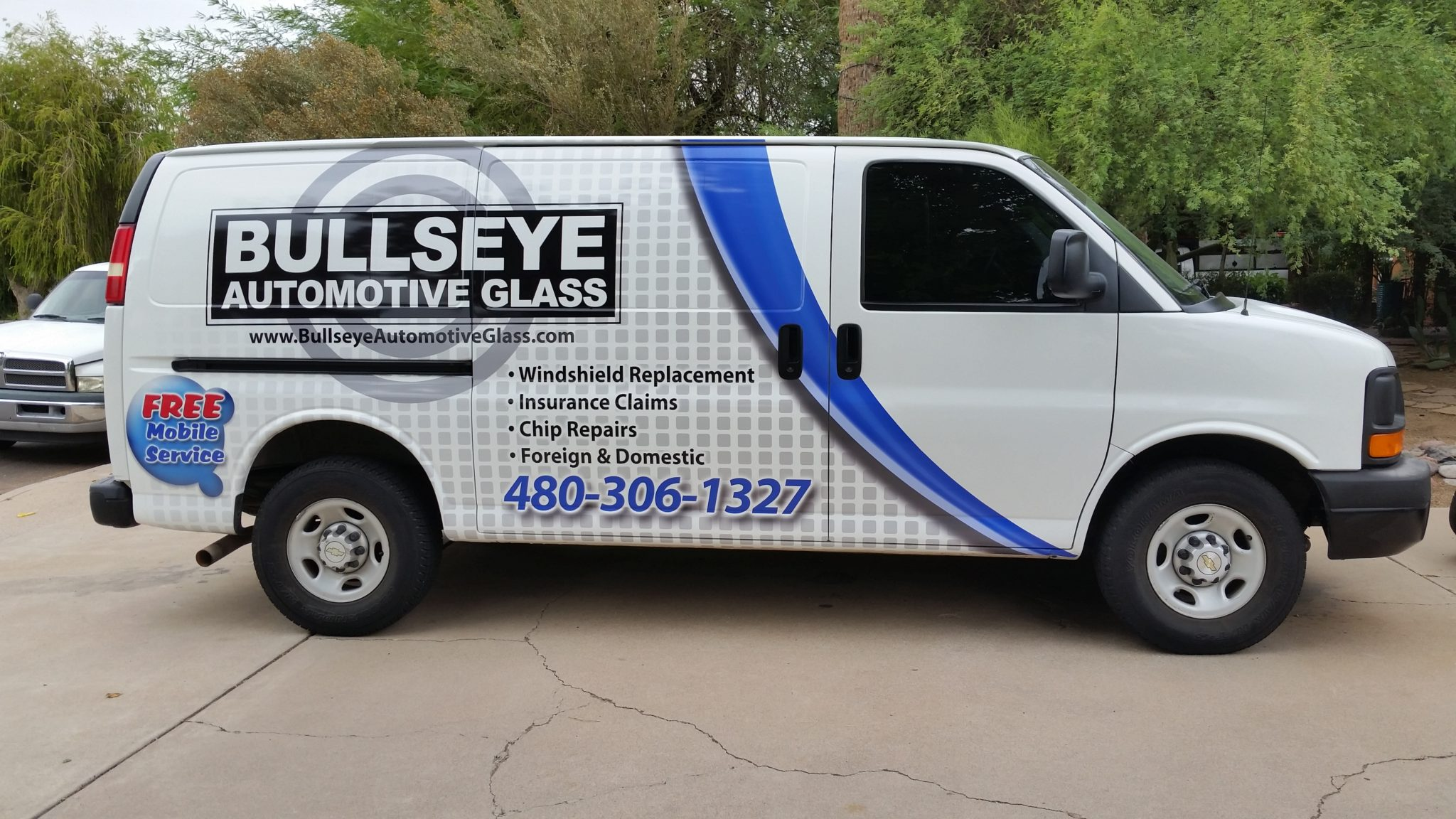 Auto Glass Repair greater Phoenix – Mobile Auto Glass Replacement Phoenix – Bullseye Automotive Glass Phoenix
